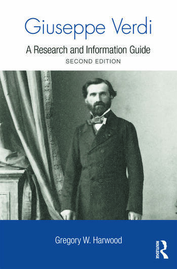 Giuseppe Verdi A Research and Information Guide book cover