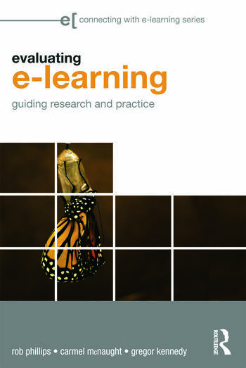 Evaluating e-Learning Guiding Research and Practice book cover