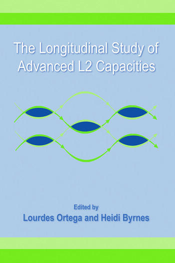 The Longitudinal Study of Advanced L2 Capacities book cover