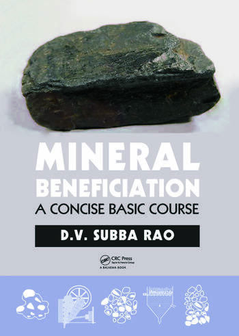 Mineral Beneficiation A Concise Basic Course book cover