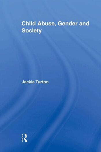 Child Abuse, Gender and Society book cover