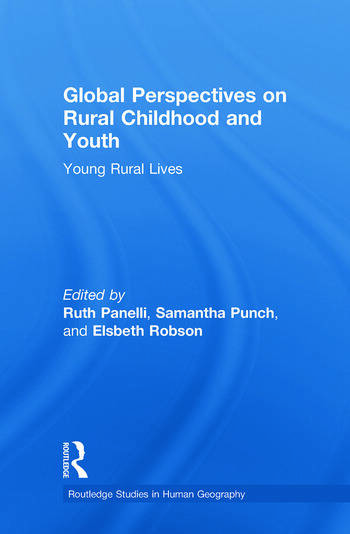 Global Perspectives on Rural Childhood and Youth Young Rural Lives book cover