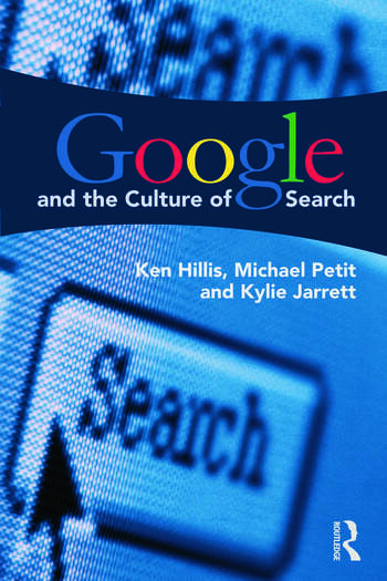 Google and the Culture of Search book cover