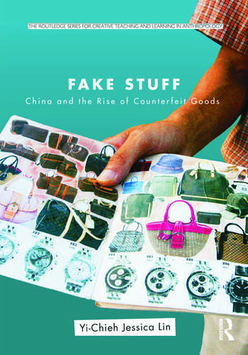 Fake Stuff China and the Rise of Counterfeit Goods book cover
