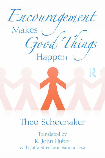 Encouragement Makes Good Things Happen book cover