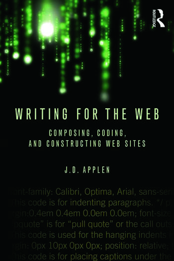 Writing for the Web Composing, Coding, and Constructing Web Sites book cover
