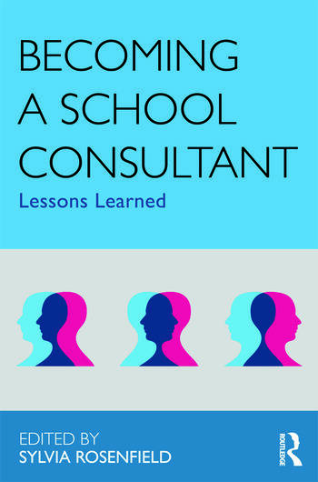 Becoming a School Consultant Lessons Learned book cover
