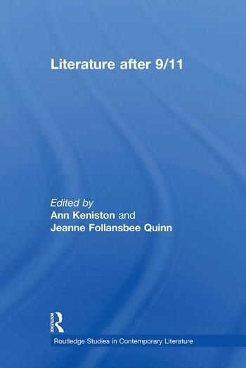 Literature after 9/11 book cover