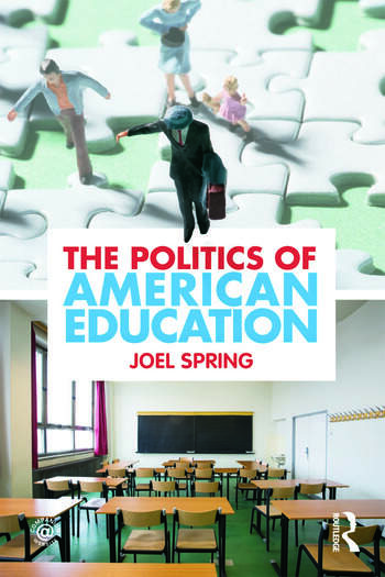 The Politics of American Education book cover