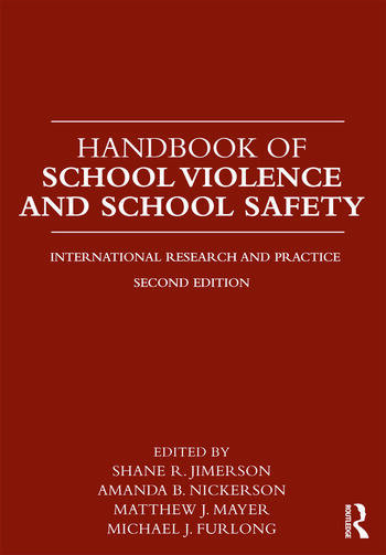 Handbook of School Violence and School Safety International Research and Practice book cover