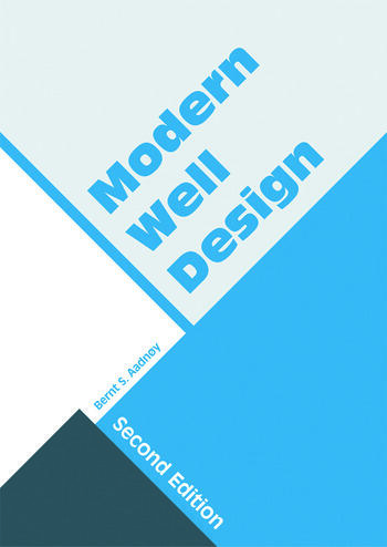 Modern Well Design Second Edition book cover