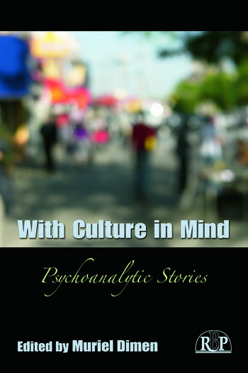 With Culture in Mind Psychoanalytic Stories book cover