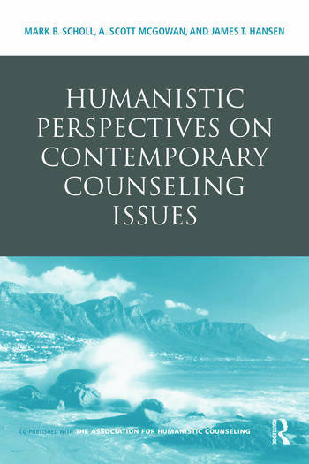 Humanistic Perspectives on Contemporary Counseling Issues book cover