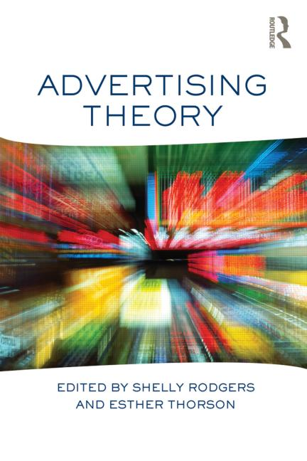 Advertising Theory book cover