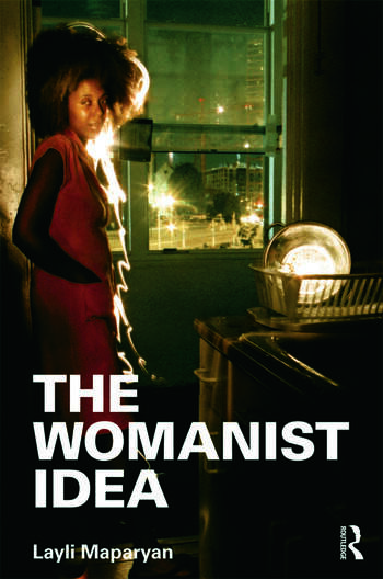 The Womanist Idea book cover