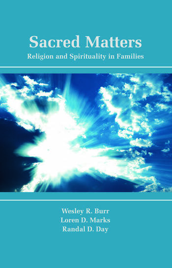 Sacred Matters Religion and Spirituality in Families book cover