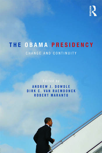 The Obama Presidency Change and Continuity book cover