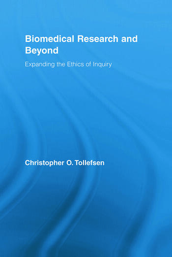 Biomedical Research and Beyond Expanding the Ethics of Inquiry book cover