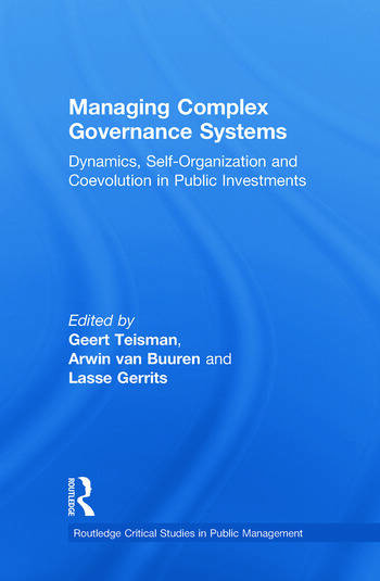 Managing Complex Governance Systems book cover
