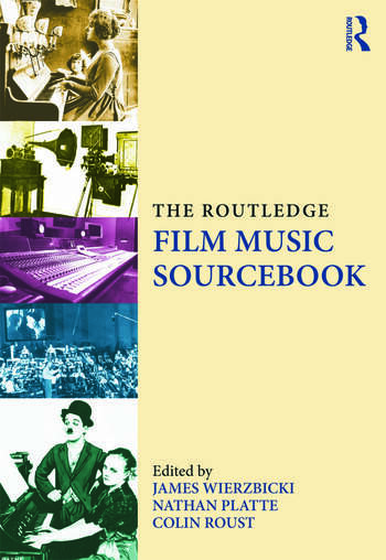 The Routledge Film Music Sourcebook book cover