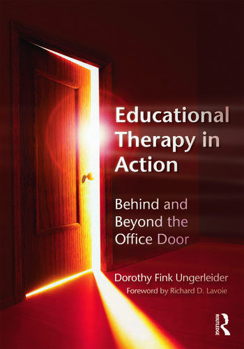 Educational Therapy in Action Behind and Beyond the Office Door book cover