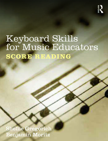 Keyboard Skills for Music Educators: Score Reading book cover
