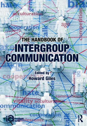 The Handbook of Intergroup Communication book cover