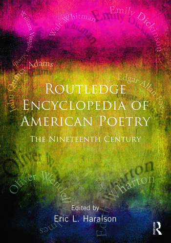 Encyclopedia of American Poetry: The Nineteenth Century book cover