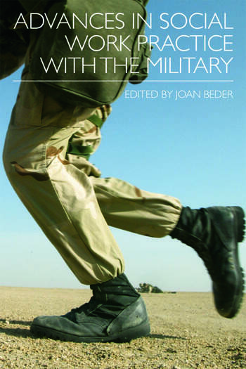 Advances in Social Work Practice with the Military book cover