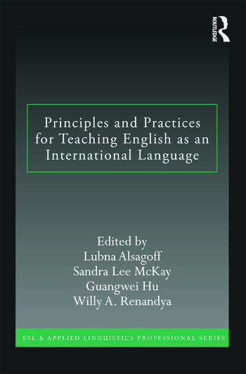 Principles and Practices for Teaching English as an International Language book cover