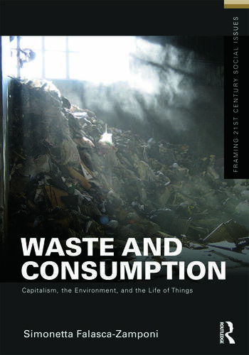 Waste and Consumption Capitalism, the Environment, and the Life of Things book cover
