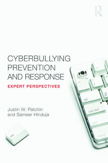 Cyberbullying Prevention and Response Expert Perspectives book cover