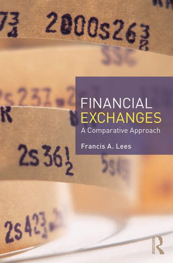 Financial Exchanges A Comparative Approach book cover
