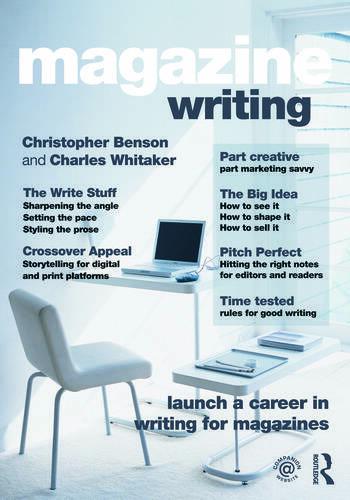 Magazine Writing book cover