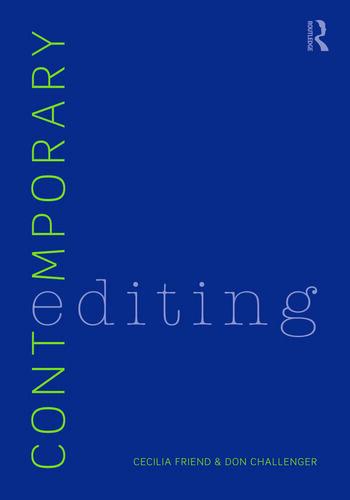 Contemporary Editing book cover