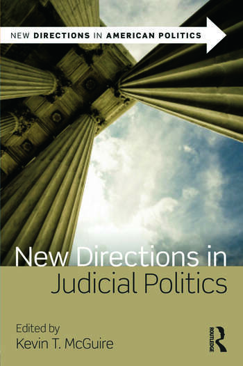 New Directions in Judicial Politics book cover