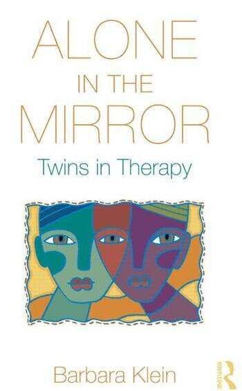 Alone in the Mirror Twins in Therapy book cover