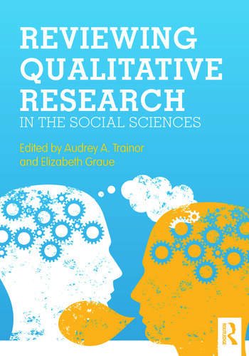 Reviewing Qualitative Research in the Social Sciences book cover