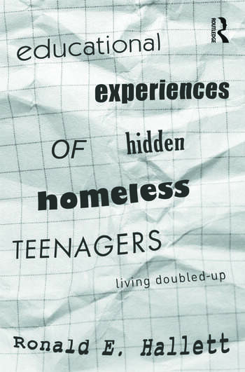 Educational Experiences of Hidden Homeless Teenagers Living Doubled-Up book cover