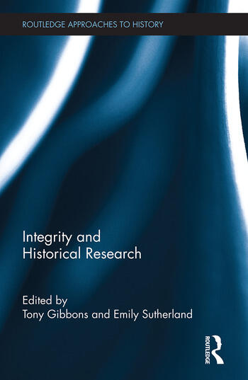 Integrity and Historical Research book cover