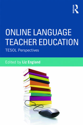 Online Language Teacher Education TESOL Perspectives book cover