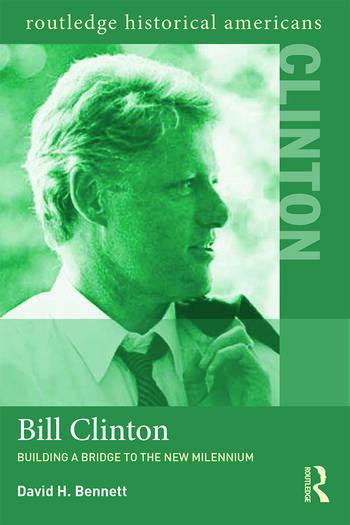 Bill Clinton Building a Bridge to the New Millennium book cover