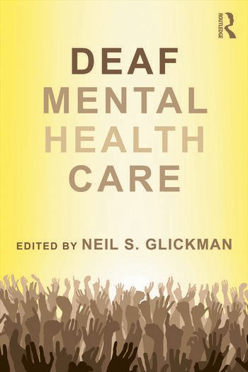 Deaf Mental Health Care book cover