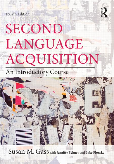 Second Language Acquisition An Introductory Course book cover