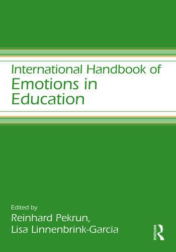 International Handbook of Emotions in Education book cover