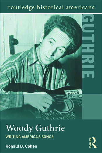 Woody Guthrie Writing America's Songs book cover