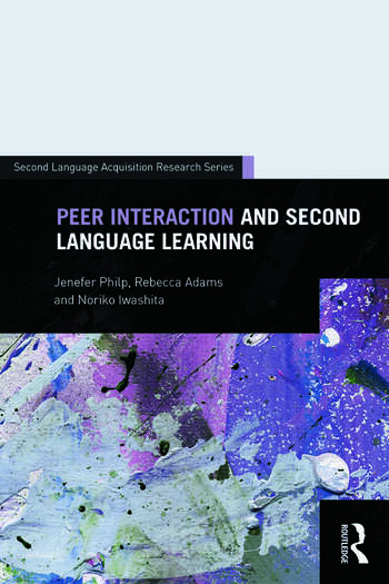 Peer Interaction and Second Language Learning book cover