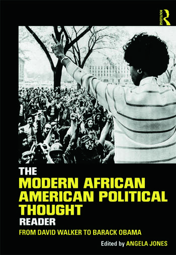 The Modern African American Political Thought Reader From David Walker to Barack Obama book cover