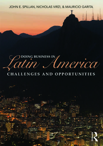 Doing Business In Latin America Challenges and Opportunities book cover