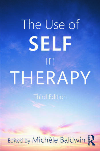 The Use of Self in Therapy book cover
